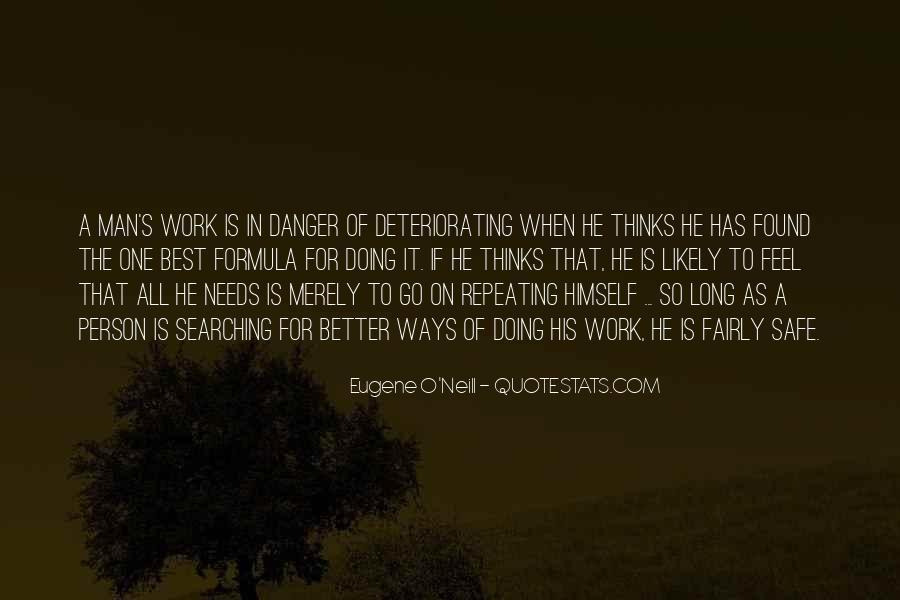 Eugene O'Neill Quotes #264686