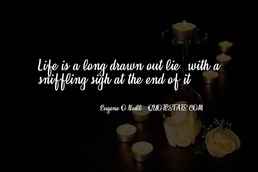 Eugene O'Neill Quotes #344882
