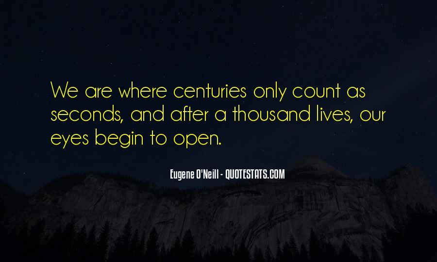 Eugene O'Neill Quotes #407911
