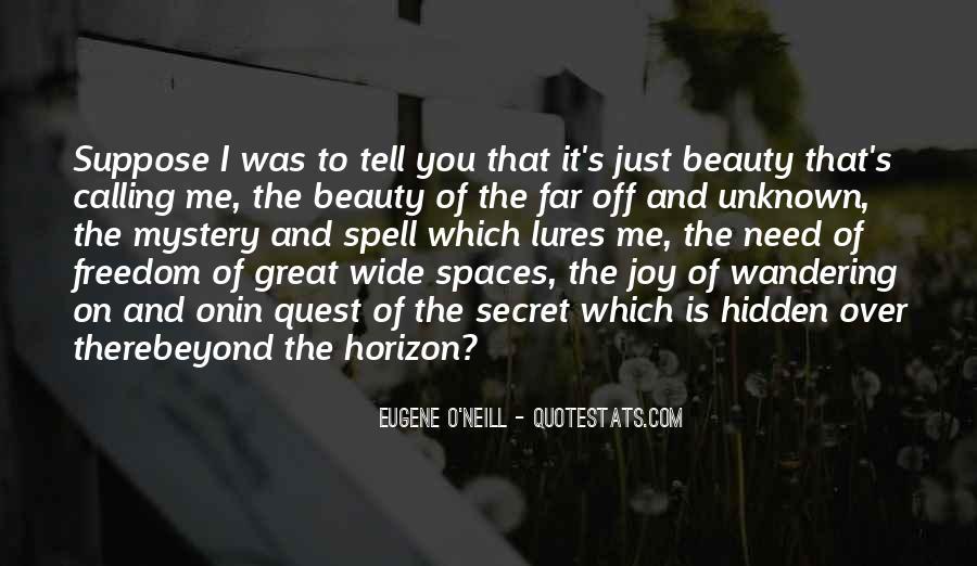 Eugene O'Neill Quotes #718596