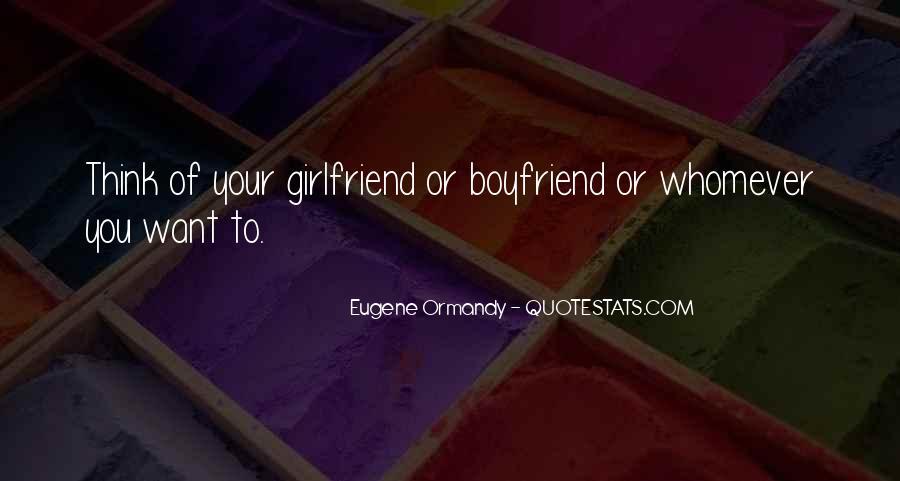 Eugene Ormandy Quotes #1070098