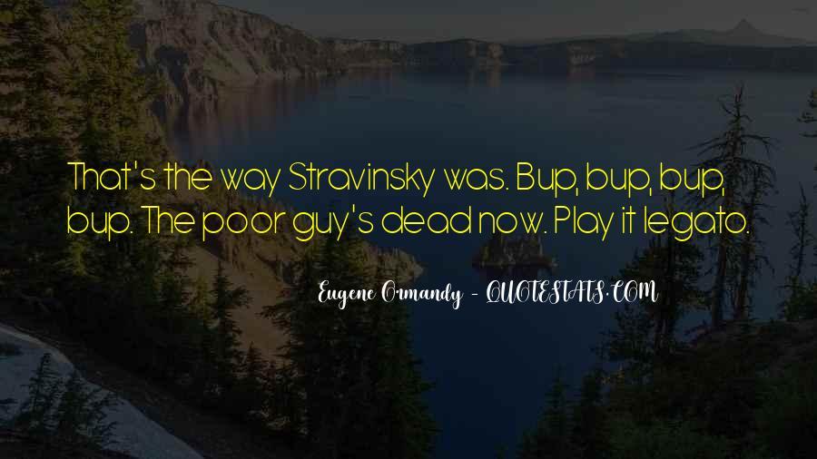 Eugene Ormandy Quotes #1258665