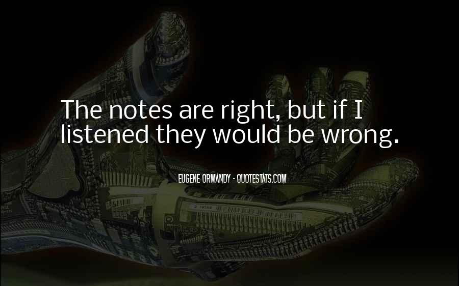 Eugene Ormandy Quotes #1572748