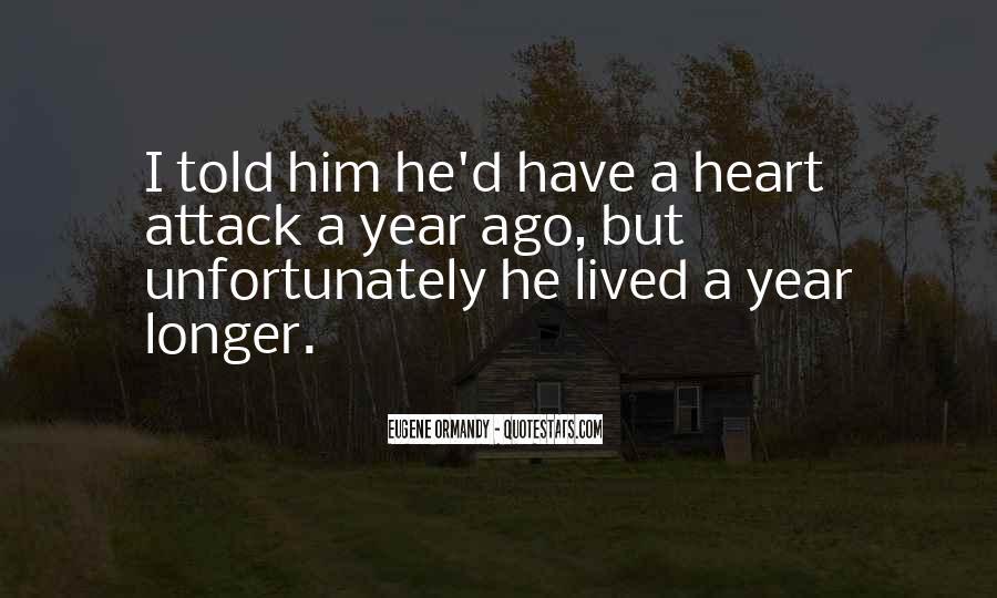 Eugene Ormandy Quotes #239496