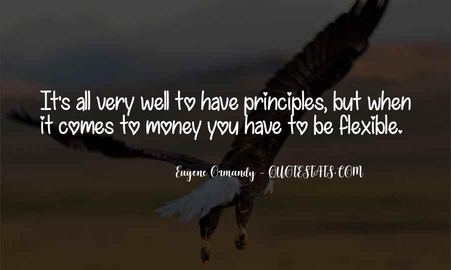 Eugene Ormandy Quotes #393494