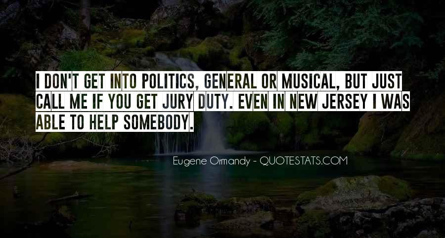 Eugene Ormandy Quotes #732424