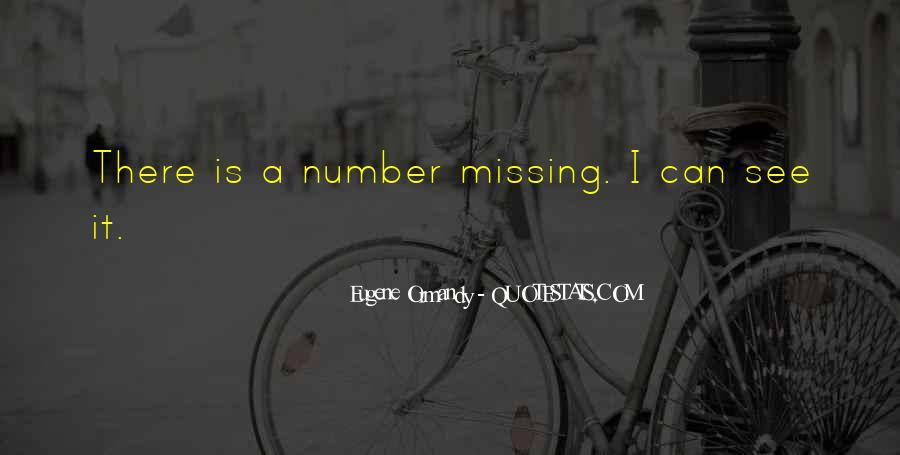 Eugene Ormandy Quotes #831001