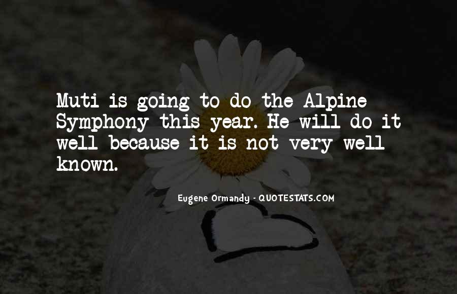 Eugene Ormandy Quotes #943336