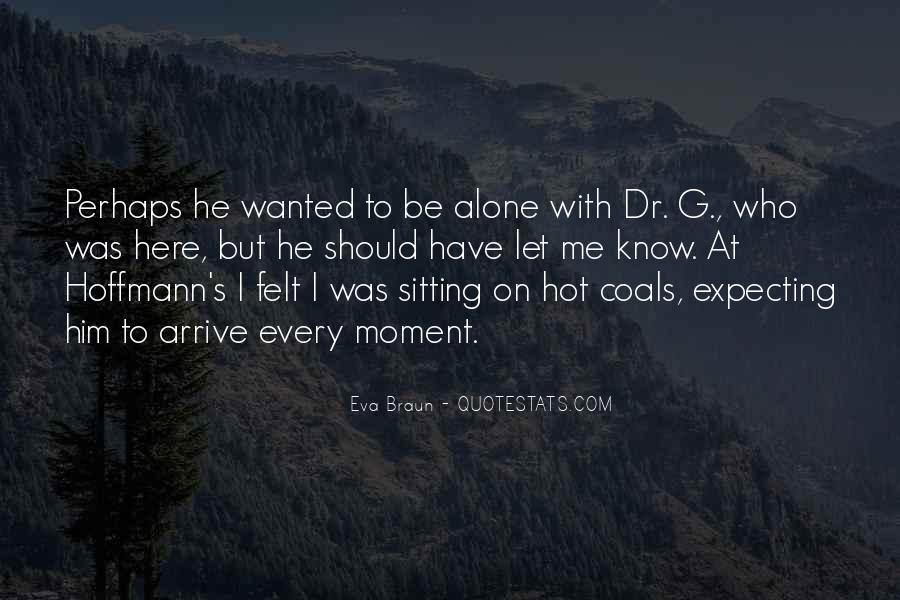 Eva Braun Quotes #1308578