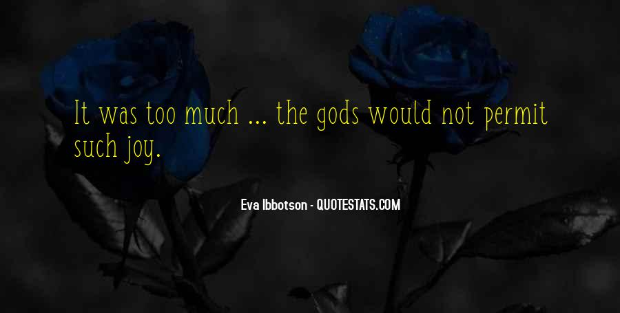 Eva Ibbotson Quotes #1474477