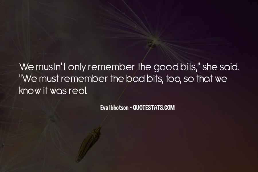 Eva Ibbotson Quotes #1762916