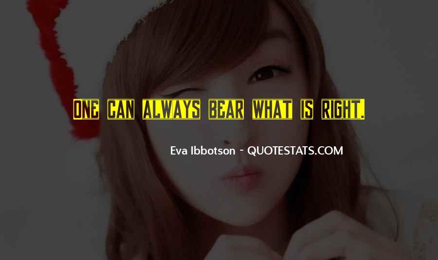 Eva Ibbotson Quotes #1769653