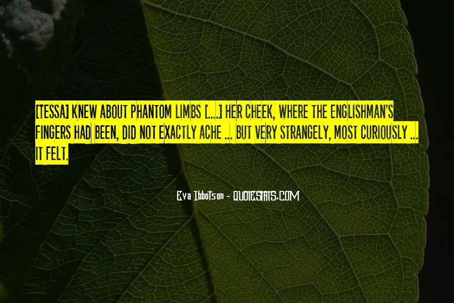Eva Ibbotson Quotes #1777047