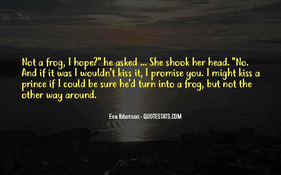 Eva Ibbotson Quotes #600977