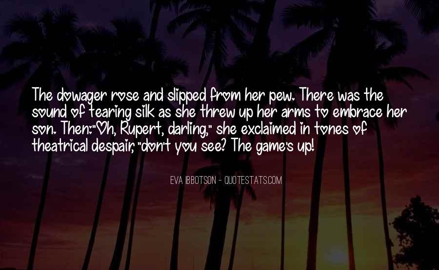 Eva Ibbotson Quotes #63958