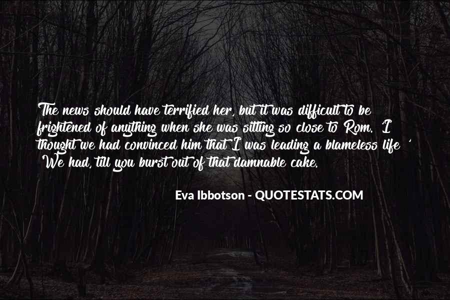 Eva Ibbotson Quotes #711282