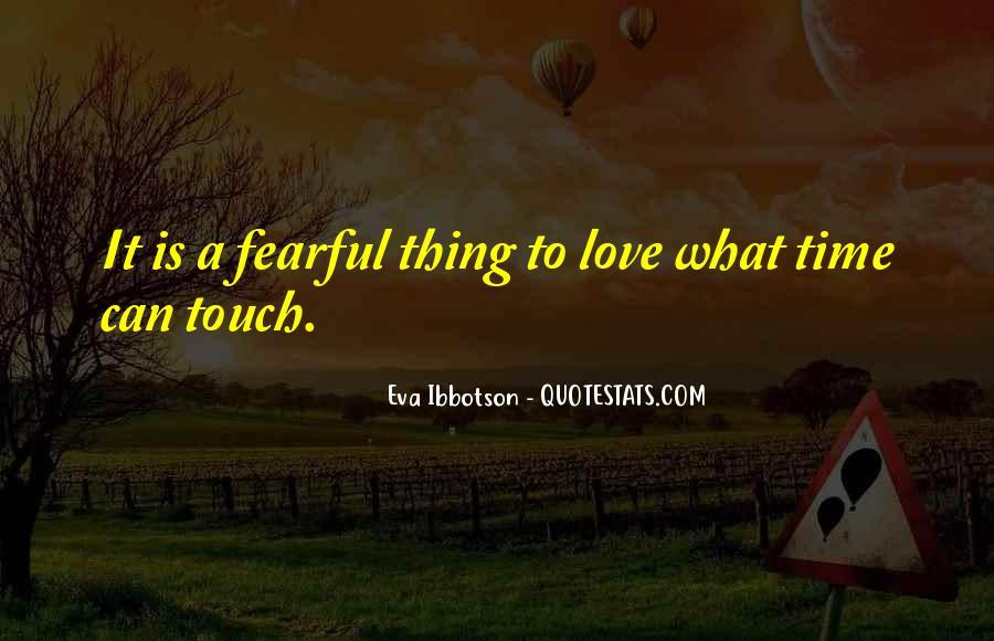Eva Ibbotson Quotes #724261
