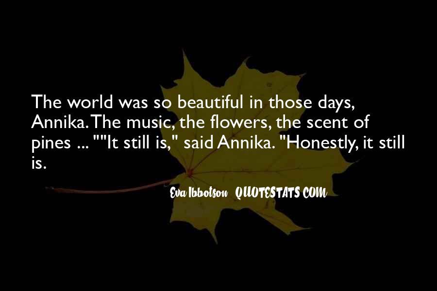 Eva Ibbotson Quotes #823804