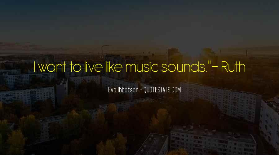 Eva Ibbotson Quotes #868839