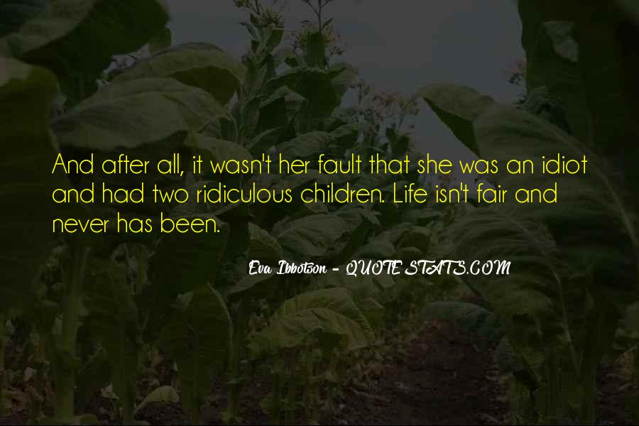 Eva Ibbotson Quotes #880107