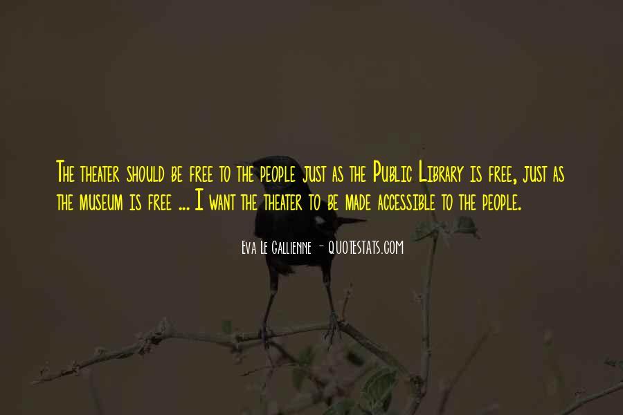 Eva Le Gallienne Quotes #1324197