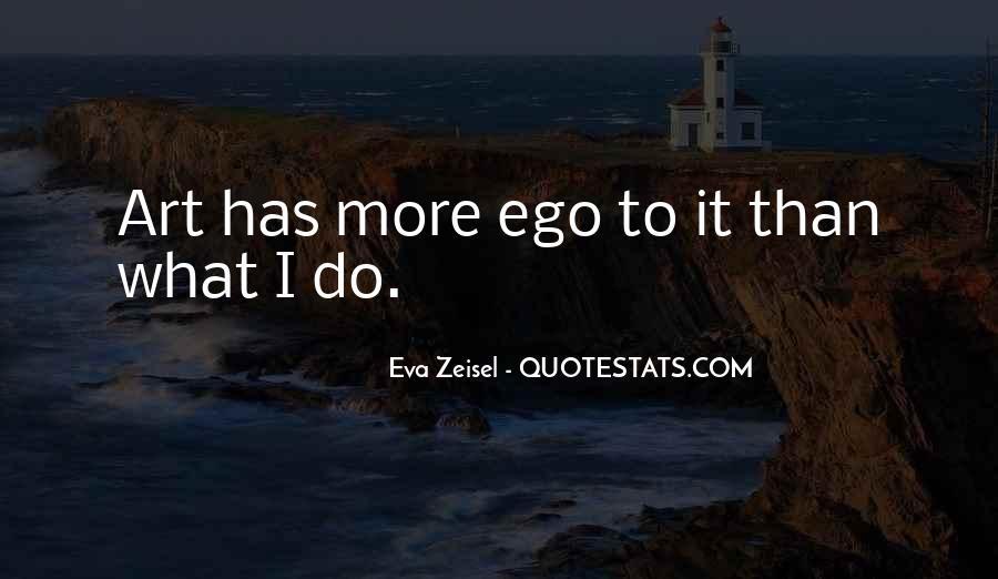 Eva Zeisel Quotes #121077