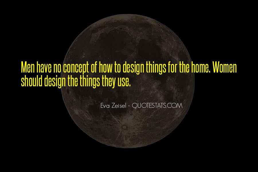 Eva Zeisel Quotes #288996
