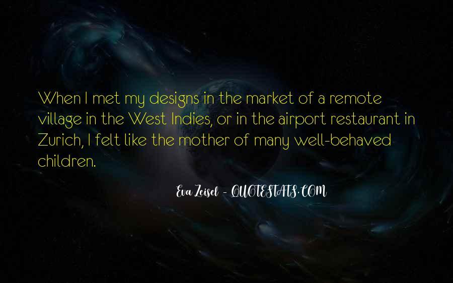 Eva Zeisel Quotes #881796