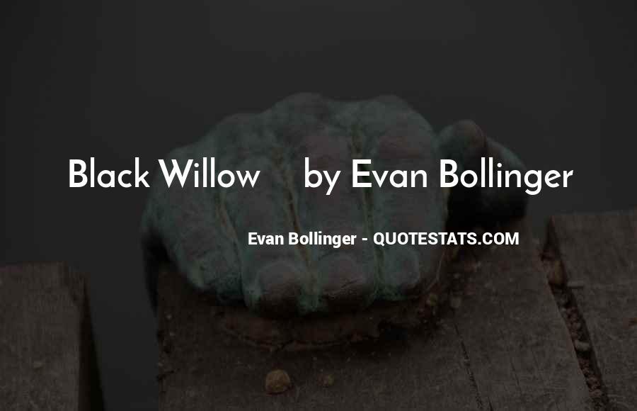 Evan Bollinger Quotes #1840694