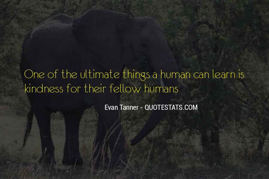 Evan Tanner Quotes #1343667