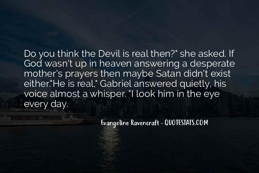 Evangeline Ravencraft Quotes #1741994