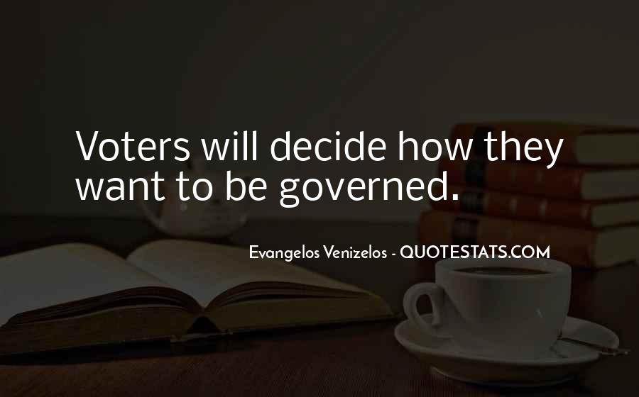 Evangelos Venizelos Quotes #1124854
