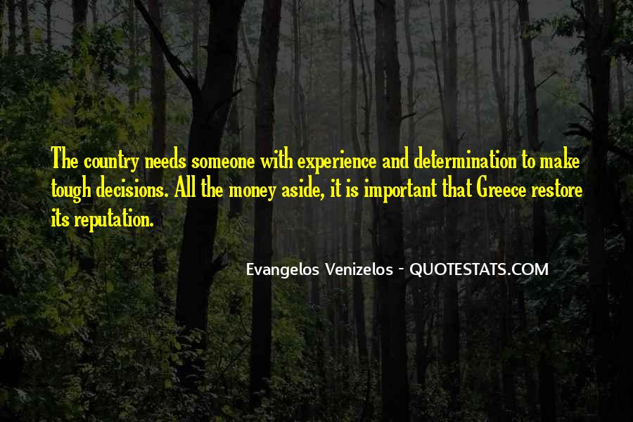 Evangelos Venizelos Quotes #1338993