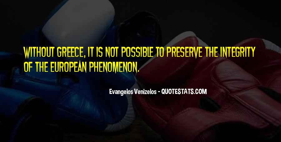 Evangelos Venizelos Quotes #201661