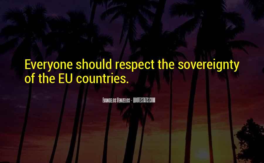 Evangelos Venizelos Quotes #564953