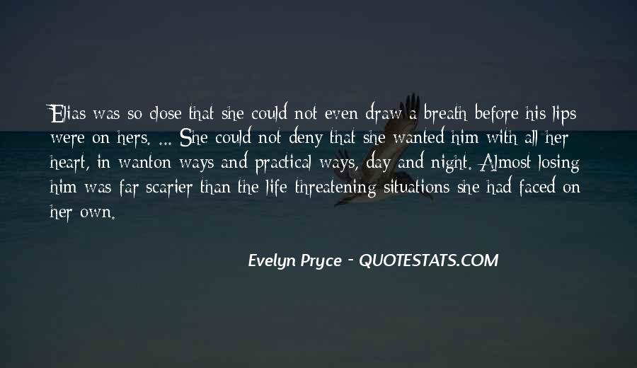 Evelyn Pryce Quotes #1401729