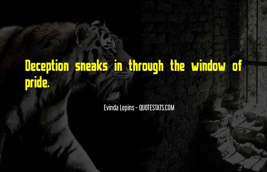 Evinda Lepins Quotes #1124650