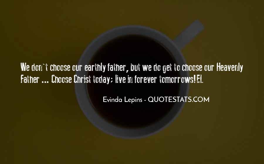 Evinda Lepins Quotes #1126021