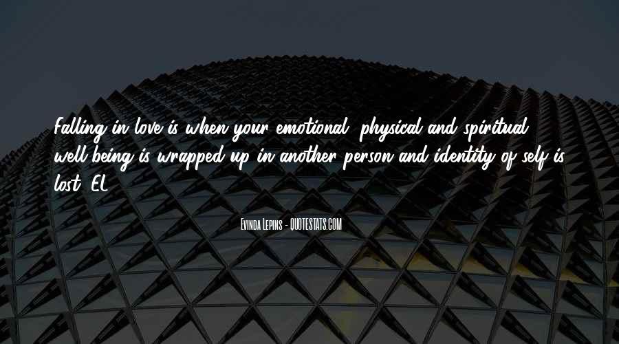 Evinda Lepins Quotes #1163267