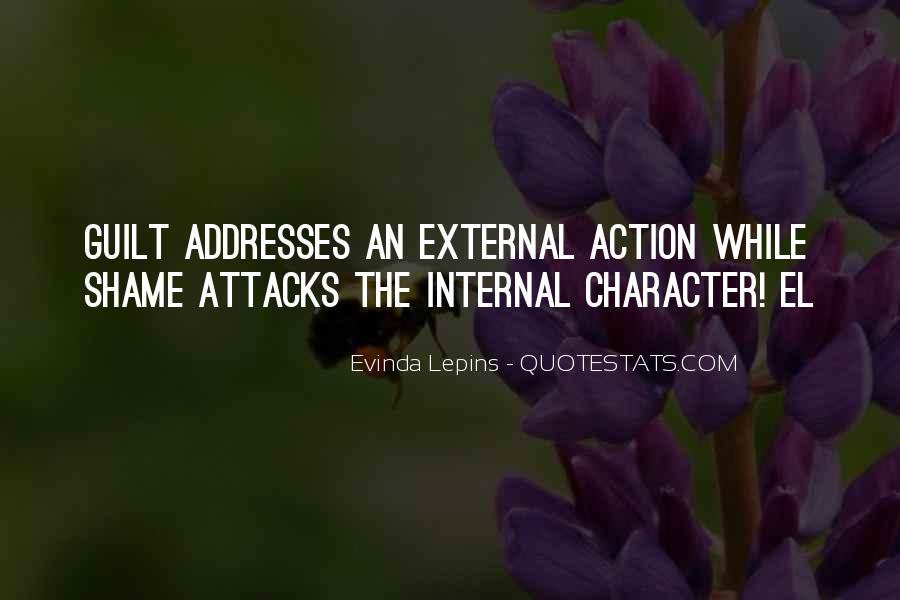 Evinda Lepins Quotes #1587939