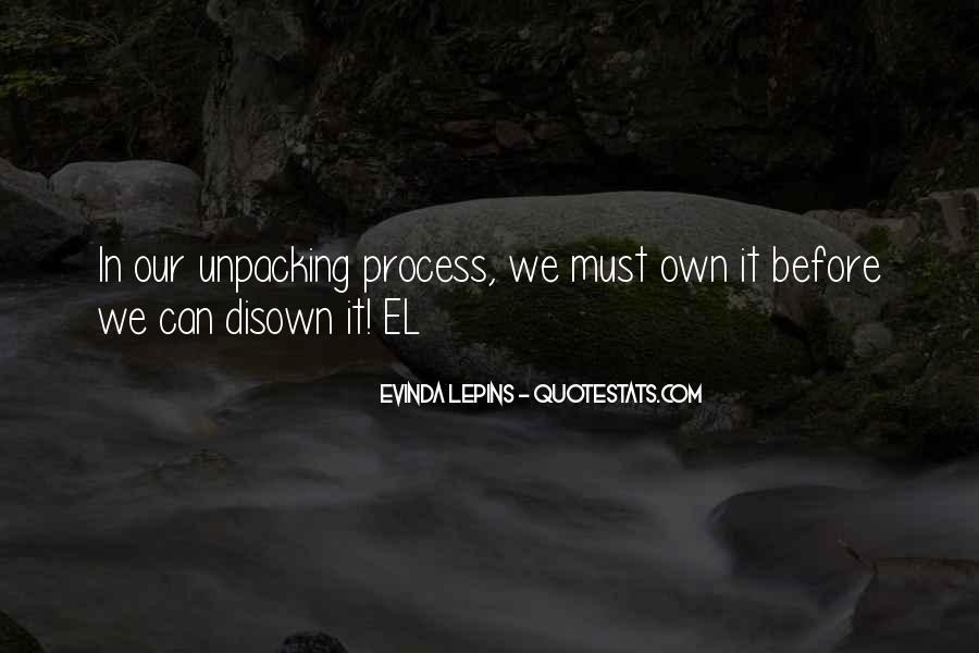 Evinda Lepins Quotes #1590575