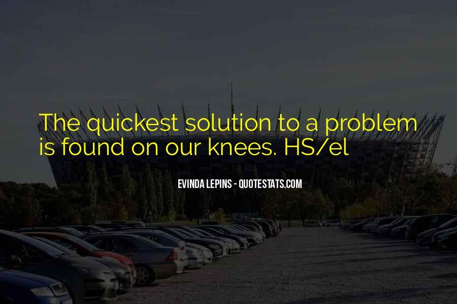 Evinda Lepins Quotes #1599422