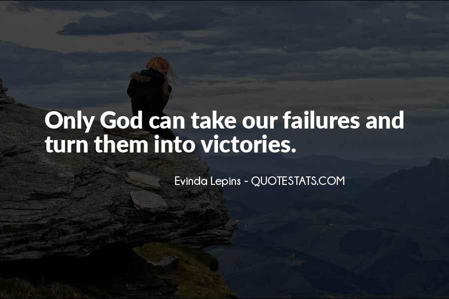 Evinda Lepins Quotes #1622841