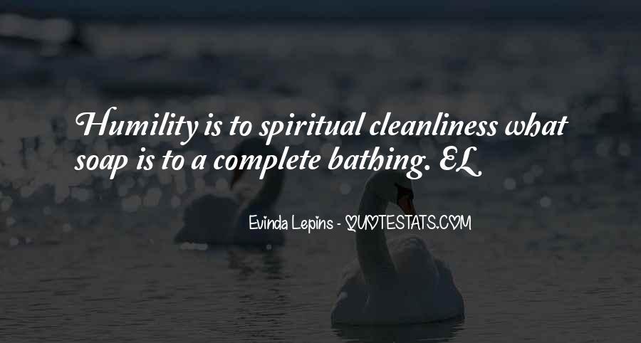 Evinda Lepins Quotes #199451