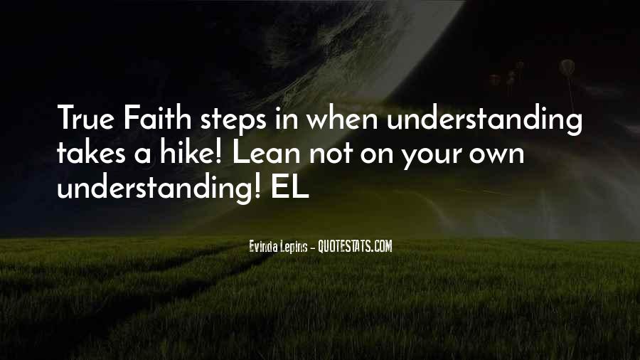 Evinda Lepins Quotes #255431
