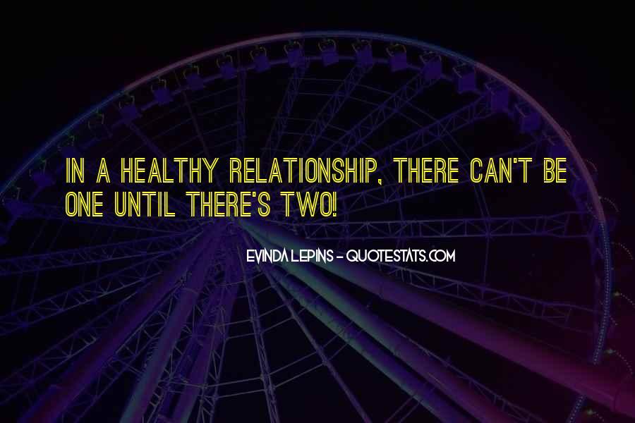 Evinda Lepins Quotes #422978