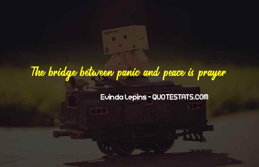 Evinda Lepins Quotes #436626