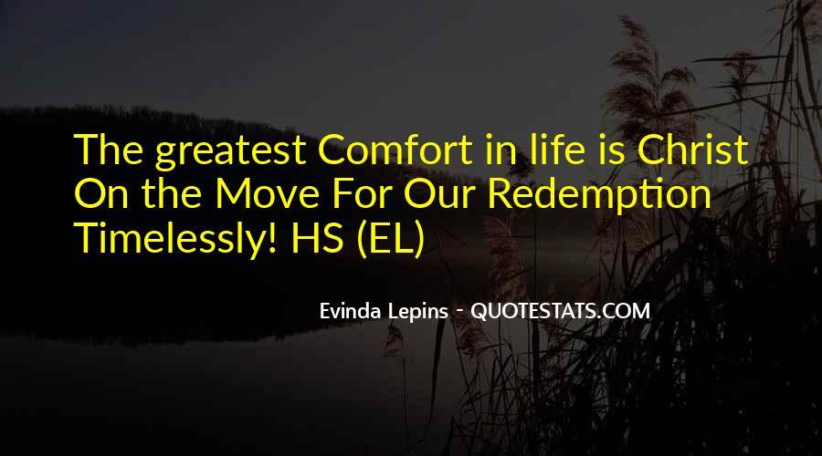 Evinda Lepins Quotes #517954
