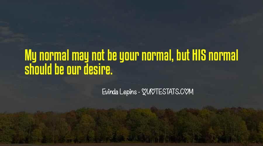Evinda Lepins Quotes #548430