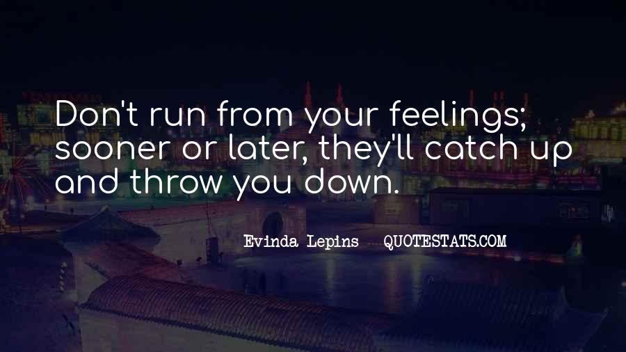 Evinda Lepins Quotes #580271